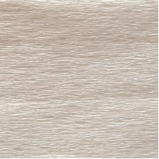 Гофро папір   перлам. белая 20%  (50см*200см)