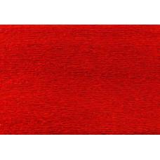 Гофро папір   металл. червоний 20%  50г/м2  (50см*200см)