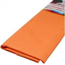 Гофро папір   флуоресц. помаранч 20%  (50см*200см)