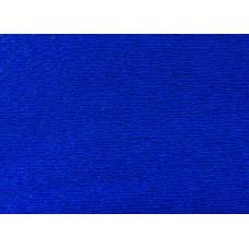 Гофро папір   метал.син. 110%  35,7г/м2  (50см*200см)