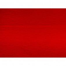Гофро папір червоний 55%  26,4г/м2  (50см*200см)