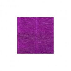 Гофро папір   флуоресц. фіолет 20%  (50см*200см)