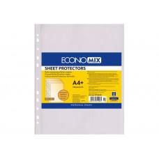 Файл  А4+ 30 мкм  100шт глянцеві ECONOMIX