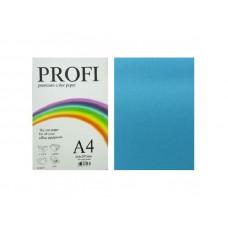 PROFI color папір офіс  A4 160г/м 250арк пастельн син Light Ocean
