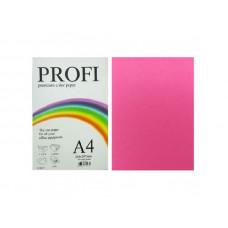 PROFI color папір офіс  A4 160г/м 250арк пастельн рожев Light Pink