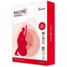 Maestro Standart Plus  папір офісний  А4 80г/м 500арк. B+