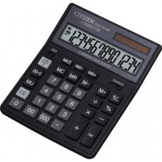 Калькулятор CITIZEN CDB-1201 BK 155*205*35мм 12разр