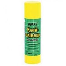Клей-олівець  Amos 35гр (12)