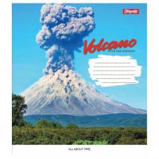 Зошит 48 арк.лінія 1В Volcano