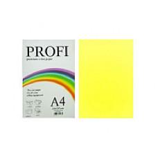 PROFI color папір офіс  A3 160г/м 250арк насичений жовтий Deep Lemon