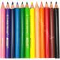Олівці кольорові, пастелі (154)