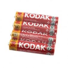 Батарейки R3  KODAK  1*4шт