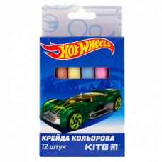 Крейда  12 кол Kite Hot Wheels