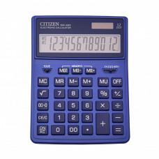 Калькулятор CITIZEN SDC-444XRNVE 199*153*31мм синій NAVY