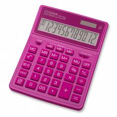 Калькулятор CITIZEN SDC-444XRPKE 199*153*31мм рожевий