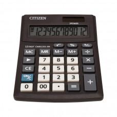 Калькулятор CITIZEN CMB-1201 BK 102*137*31мм 12разр малий формат