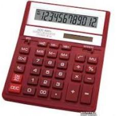 Калькулятор CITIZEN SDC-888XRD червон 158*203*31мм