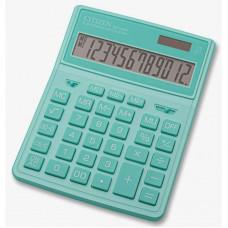 Калькулятор CITIZEN SDC-444XRGNE 199*153*31мм бірюзовий