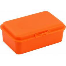 Ланч-бокс (контейнер для їжі) ECONOMIX SNACK 750 мл, помаранчевий