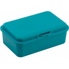 Ланч-бокс (контейнер для їжі) ECONOMIX SNACK 750 мл, бірюзовий