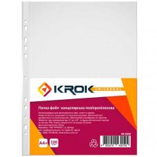 Файл  А4+ 25 мкм  100шт Krok