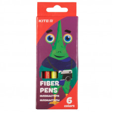Фломастери Kite   6кол Jolliers