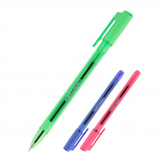 Ручка  AXENT Modern масляна синя