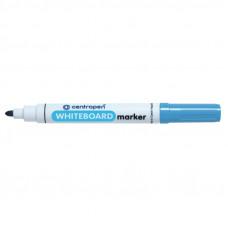 Маркер для дошок Centropen Board 2,5мм блакитний
