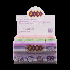Гумка ZiBi прямокутна Cake 25*25*24мм 1/32