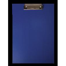 Клипборд (А4,т.син.,PVC)