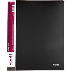 Папка з  20 файлами AXENT чорна