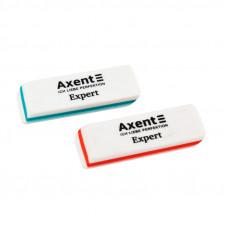 """Ластик AXENT """"Expert"""" м'яка колір асорті"""