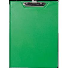 Клипборд-папка (А4,зелен.,PVC)