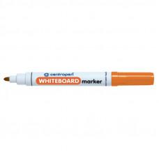 Маркер для дошок Centropen Board 2,5мм помаранч