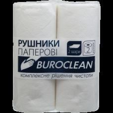 "Рушники паперові (2рул/упак) ""Buroclean"""