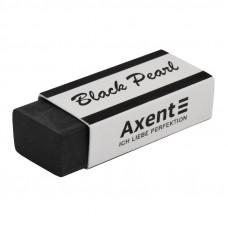 "Ластик AXENT ""Black Pearl"" м'яка чорна в обкладинці"