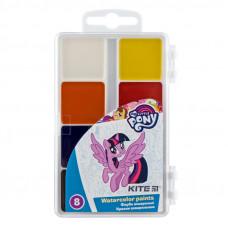 Акварель Kite My Little Pony  8кол. б/п